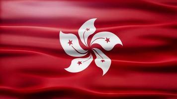 volta da bandeira de hong kong video