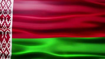 lazo de la bandera de bielorrusia
