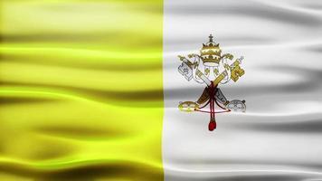 lazo de la bandera del vaticano