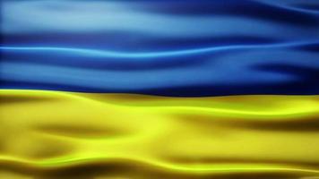 lazo de la bandera de ucrania