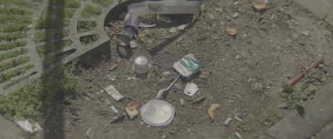 A City's Garbage video