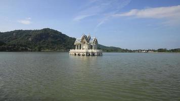 pavilhão de estilo tailandês video