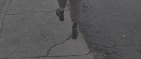 Walking Around The City video