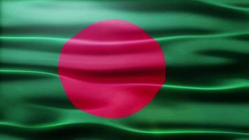 bangladesh flag loop