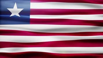 lazo de bandera de liberia
