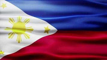 boucle du drapeau philippin video