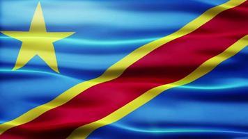 lazo de la bandera del congo