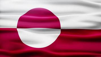 Greenland Flag Loop