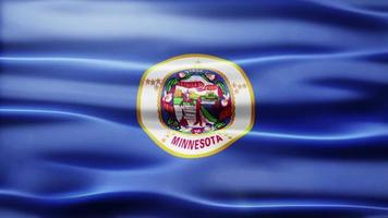 Minnesota Flag Loop