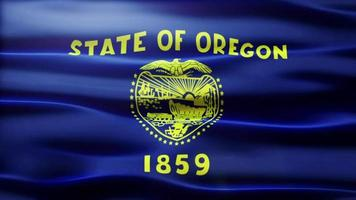Oregon Flag Loop