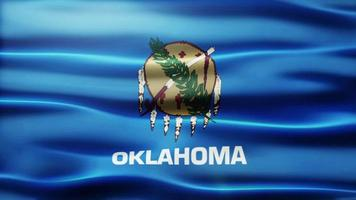 Oklahoma Flag Loop