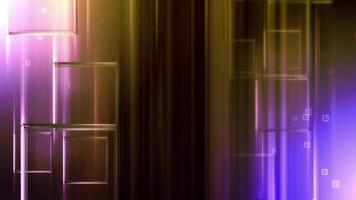 parede abstrata de molduras video
