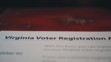 registro eleitoral da virgínia