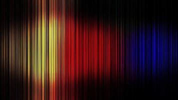 fundo de linhas de arco-íris video