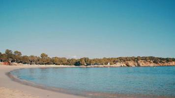 Cala Bassa Beach, Ibiza Island video