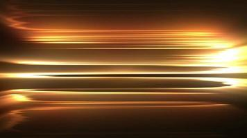 luz de fundo abstrato dourado
