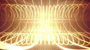 luz de fundo elétrica