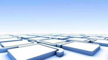 sfondo astratto labirinto quadrato video
