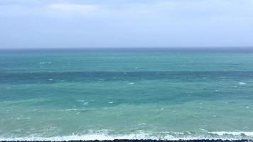 Dubai costa del golfo arábigo 4k