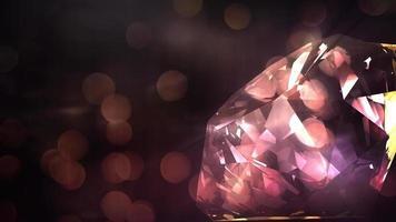 sfondo di matrimonio diamante 4k