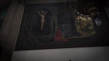 arte sacra na igreja de san francisco de asis