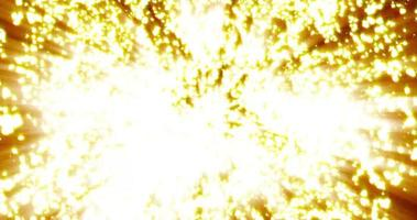 Fondo abstracto de luz brillante fx