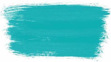 trazo de pincel multicolor dibujo grunge marco