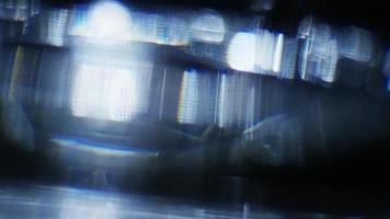 sfondo cinematografico in movimento astratto (senza cgi utilizzato) 0691 video