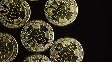 tiro giratório de bitcoins (criptomoeda digital) - bitcoin 0458