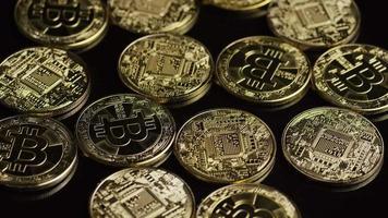 tiro giratório de bitcoins (criptomoeda digital) - bitcoin 0506