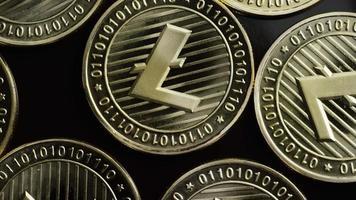 tiro giratório de bitcoins (criptomoeda digital) - bitcoin litecoin 193