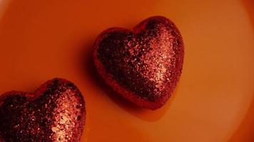 Imágenes de archivo giratorias tomadas de decoraciones y dulces de San Valentín - San Valentín 0036