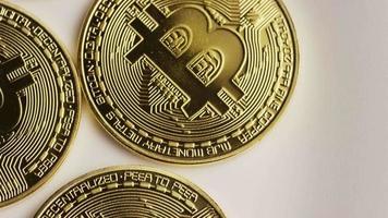 Tir rotatif de bitcoins (crypto-monnaie numérique) - bitcoin 0118