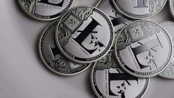 tiro giratório de bitcoins litecoin (criptomoeda digital) - litecoin bitcoin 0168