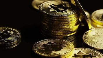 tiro giratório de bitcoins (criptomoeda digital) - bitcoin 0109