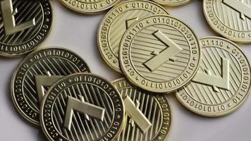 tiro giratório de bitcoins litecoin (criptomoeda digital) - litecoin bitcoin 0024