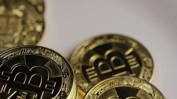 tiro giratório de bitcoins (criptomoeda digital) - bitcoin 0433