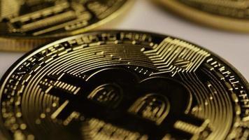 tiro giratório de bitcoins (criptomoeda digital) - bitcoin 0162