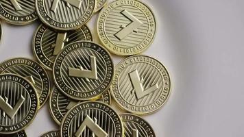 tiro giratório de bitcoins litecoin (criptomoeda digital) - litecoin bitcoin 0022