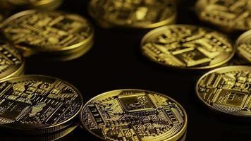 tiro giratório de bitcoins (criptomoeda digital) - bitcoin 0069