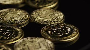 tiro giratório de bitcoins (criptomoeda digital) - bitcoin 0521