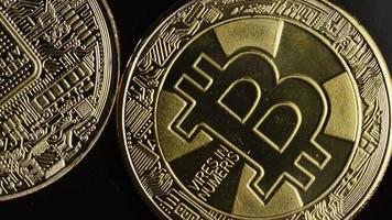tiro giratório de bitcoins (criptomoeda digital) - bitcoin 0500
