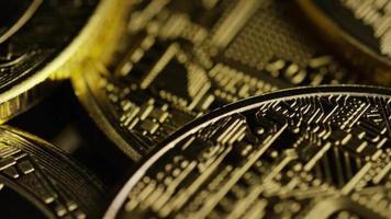 tiro giratório de bitcoins (criptomoeda digital) - bitcoin 0600