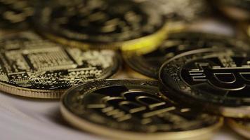 colpo rotante di bitcoin (criptovaluta digitale) - bitcoin 0413