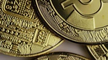 tiro giratório de bitcoins (criptomoeda digital) - bitcoin 0385
