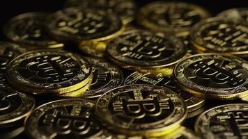 tiro giratório de bitcoins (criptomoeda digital) - bitcoin 0560
