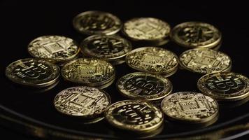 tiro giratório de bitcoins (criptomoeda digital) - bitcoin 0519