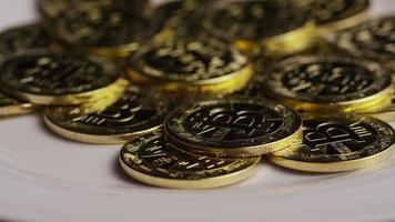 tiro giratório de bitcoins (criptomoeda digital) - bitcoin 0319