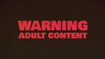 Warnung Erwachseneninhalt Hintergrund video