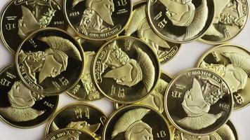 tiro giratório de bitcoins titan (criptomoeda digital) - titan bitcoin 080 video
